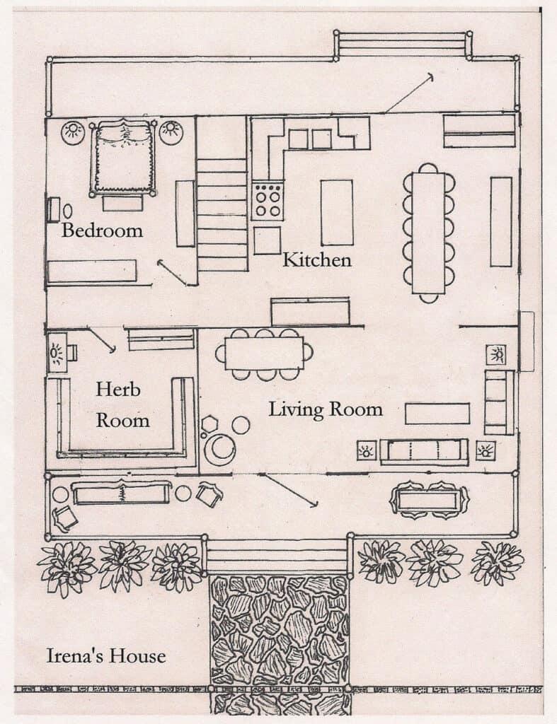 Irena's House
