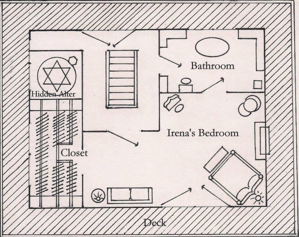 Irena's House Upsstairs
